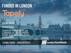 Tapoly Raised £250K To Provide Insurance On Demand For Freelancers